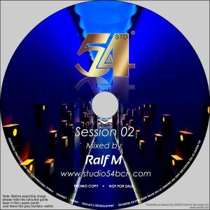 Galleta CD 54 2