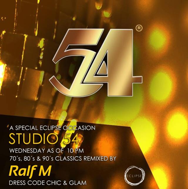 Studio 54 wednesday
